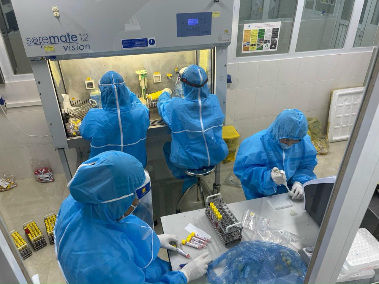 Sáng nay, Hà Tĩnh ghi nhận 3 ca dương tính với virus SARS-CoV-2