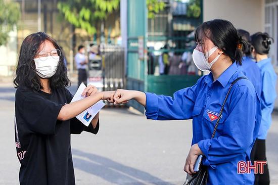 Tuổi trẻ Hà Tĩnh sẵn sàng tiếp sức kỳ thi tốt nghiệp THPT 2021