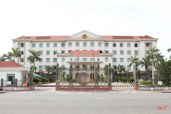 Kỳ họp thứ 2 HĐND tỉnh Hà Tĩnh dự kiến diễn ra trong ngày 17/7