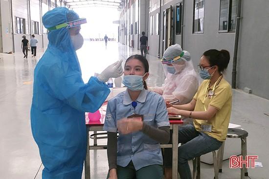 Hà Tĩnh rà soát các nguy cơ, chủ động triển khai giải pháp phòng, chống dịch Covid-19