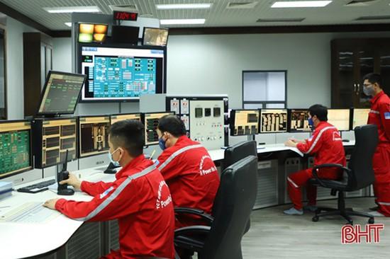 Nhà máy Nhiệt điện Vũng Áng 1 doanh thu 6.018 tỷ đồng