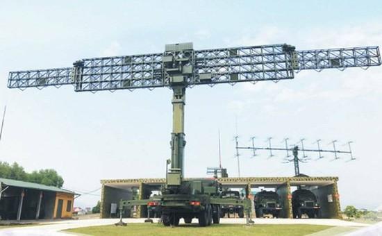 Việt Nam sản xuất radar bắt mục tiêu tàng hình