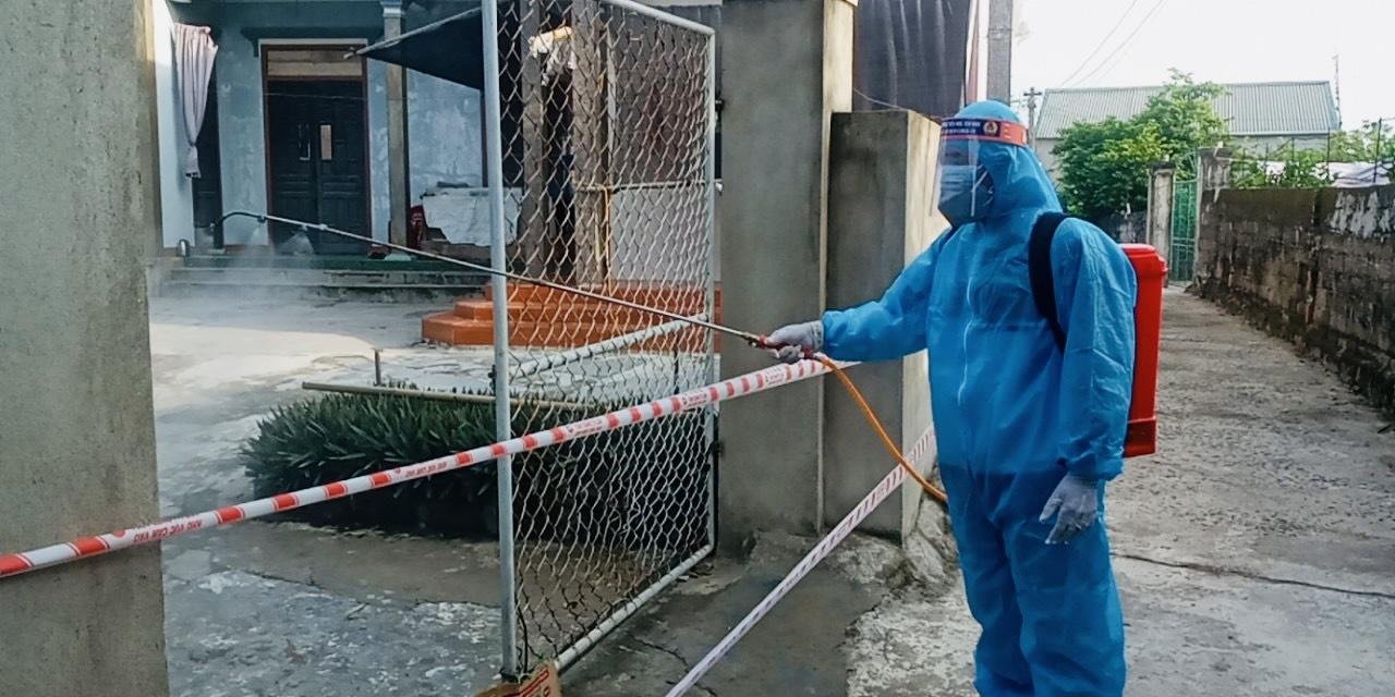 Hà Tĩnh ghi nhận thêm 2 ca dương tính với virus SARS-CoV-2 trở về từ Thành phố Hồ Chí Minh đã được cách ly.