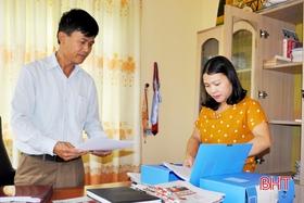 Chi tiết Quy chế tuyển dụng công chức cấp xã trên địa bàn Hà Tĩnh