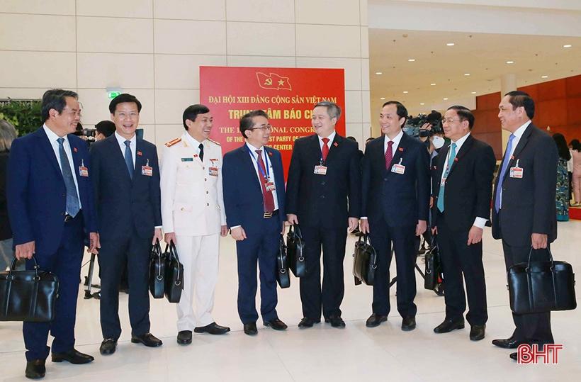 Ban Chấp hành Đảng bộ Hà Tĩnh ban hành chương trình hành động thực hiện Nghị quyết Đại hội XIII của Đảng