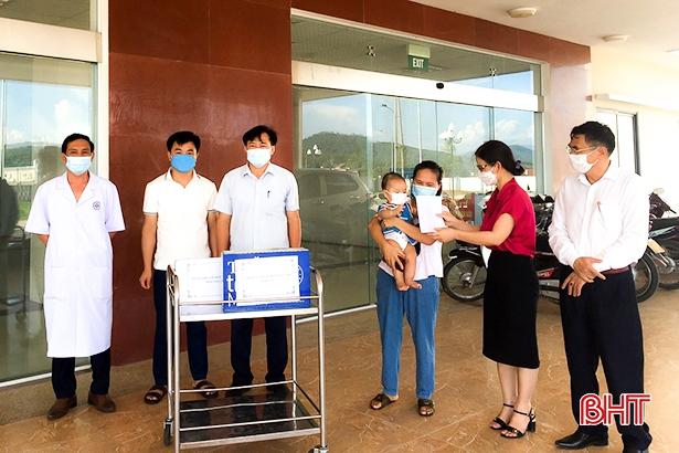 Hà Tĩnh có thêm 21 bệnh nhân Covid-19 được công bố khỏi bệnh