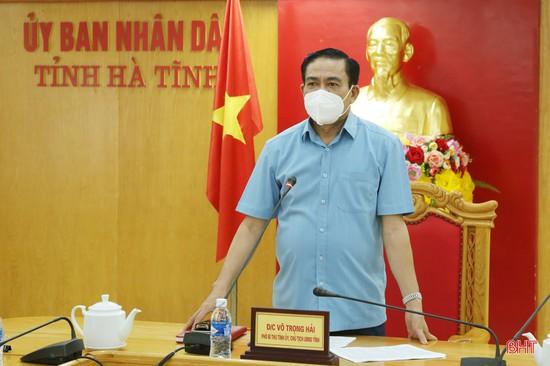 Hà Tĩnh sẽ thành lập đoàn công tác vào TP HCM đón công dân có nguyện vọng về quê