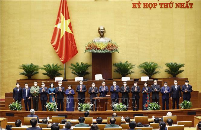 Bầu 4 Phó Chủ tịch Quốc hội và các Ủy viên Ủy ban Thường vụ Quốc hội