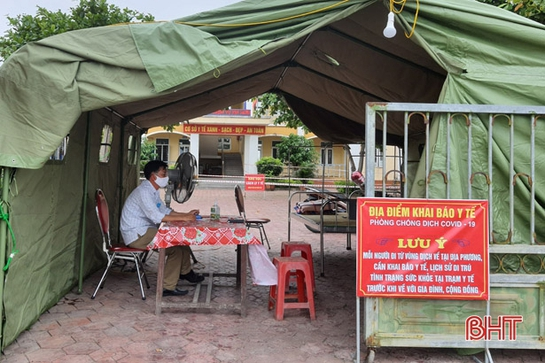 Hà Tĩnh chủ động chuẩn bị các khu cách ly để đón công dân từ TP HCM trở về