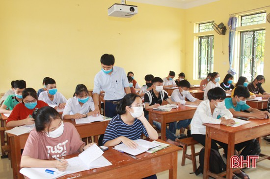 Đợt tuyển dụng lần này có 47 giáo viên bậc học trung học cơ sở.