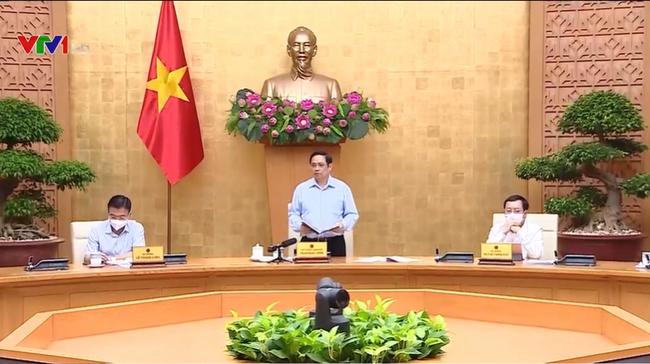 """Thủ tướng: Không để hiện tượng """"quyền anh quyền tôi"""", cố gắng trong tháng 9 có vaccine do Việt Nam sản xuất"""