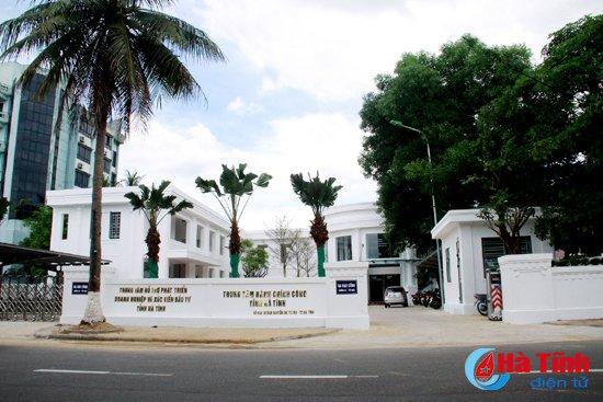 Người dân Hà Tĩnh đánh giá chất lượng CBCC tại Trung tâm Hành chính công với 5 cấp độ