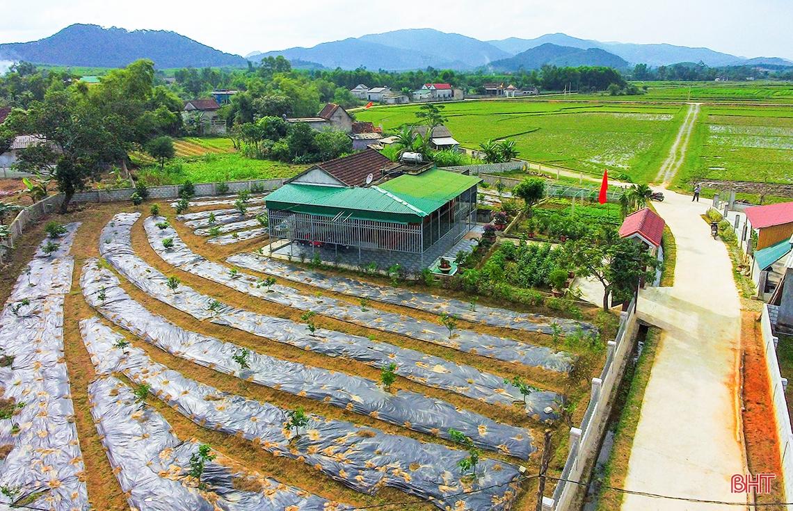 Thủ tướng Chính phủ công nhận huyện Cẩm Xuyên đạt chuẩn nông thôn mới