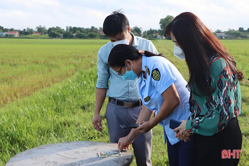 Tăng cường tuyên truyền sử dụng vật tư nông nghiệp cho người dân Cẩm Xuyên