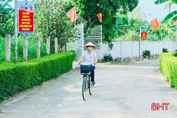 Vũ Quang có thêm 8 thôn đủ điều kiện công nhận đạt chuẩn khu dân cư NTM kiểu mẫu