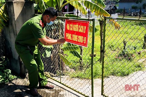 Hà Tĩnh đang cách ly 12.025 công dân phòng dịch COVID-19