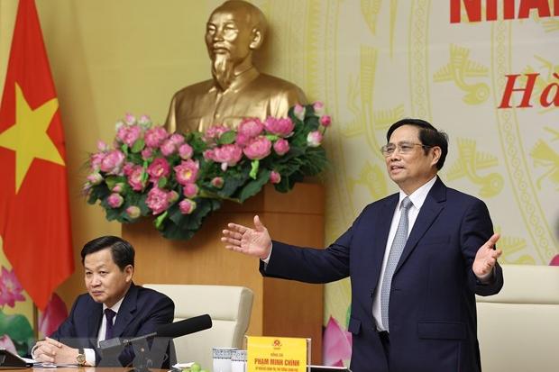 Thủ tướng: Khẩn trương, tập trung hỗ trợ thúc đẩy sản xuất kinh doanh