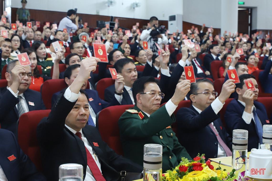 Nâng cao chất lượng, hiệu quả công tác tổ chức xây dựng Đảng ở Hà Tĩnh
