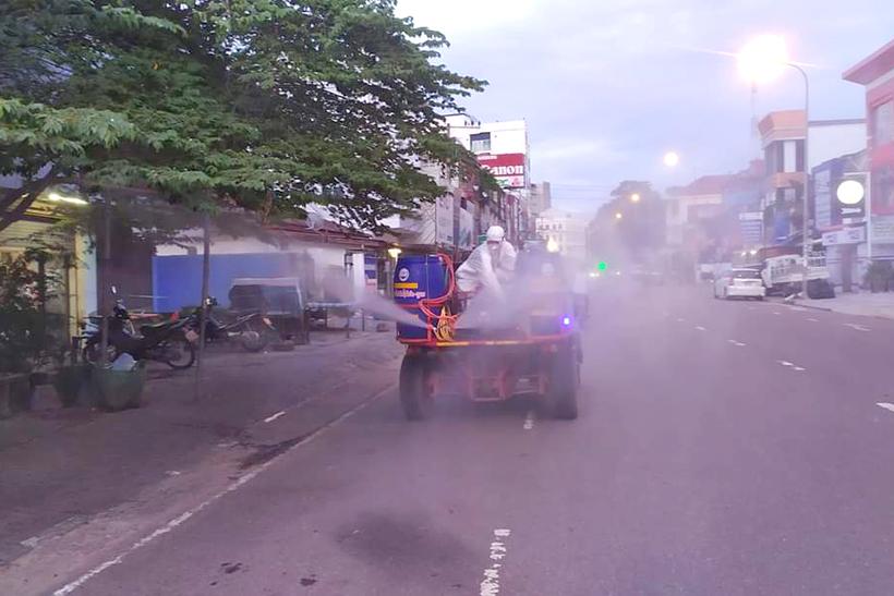 Tổng số ca nhiễm COVID-19 tại Lào tiệm cận mốc 30.000