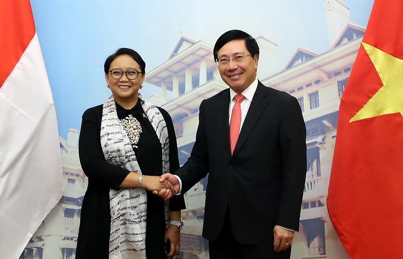 Quan hệ Việt Nam-Indonesia phát triển thực chất