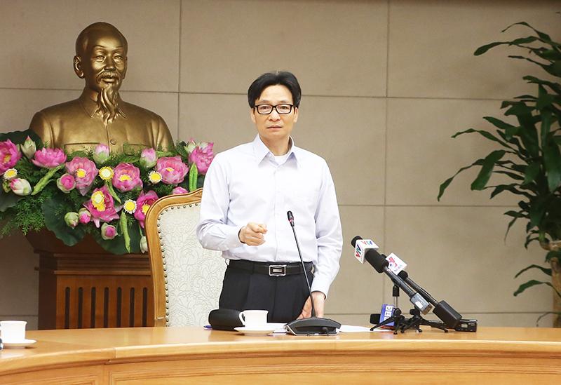 Phó Thủ tướng: Phải nghiêm trị hành vi sản xuất thuốc, thực phẩm chức năng giả