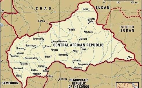 Căn cứ Liên hợp quốc ở CH Trung Phi bị tấn công, hàng chục người chết