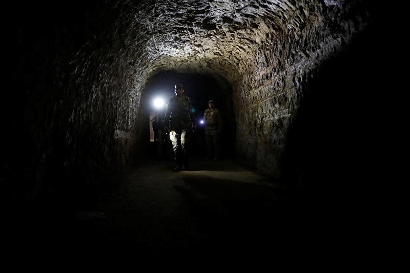 Phát hiện phòng tra tấn tù nhân của phiến quân ở Ghouta