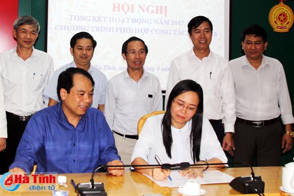 Phối hợp thực hiện tốt chính sách BHXH, BHYT trên địa bàn Hà Tĩnh